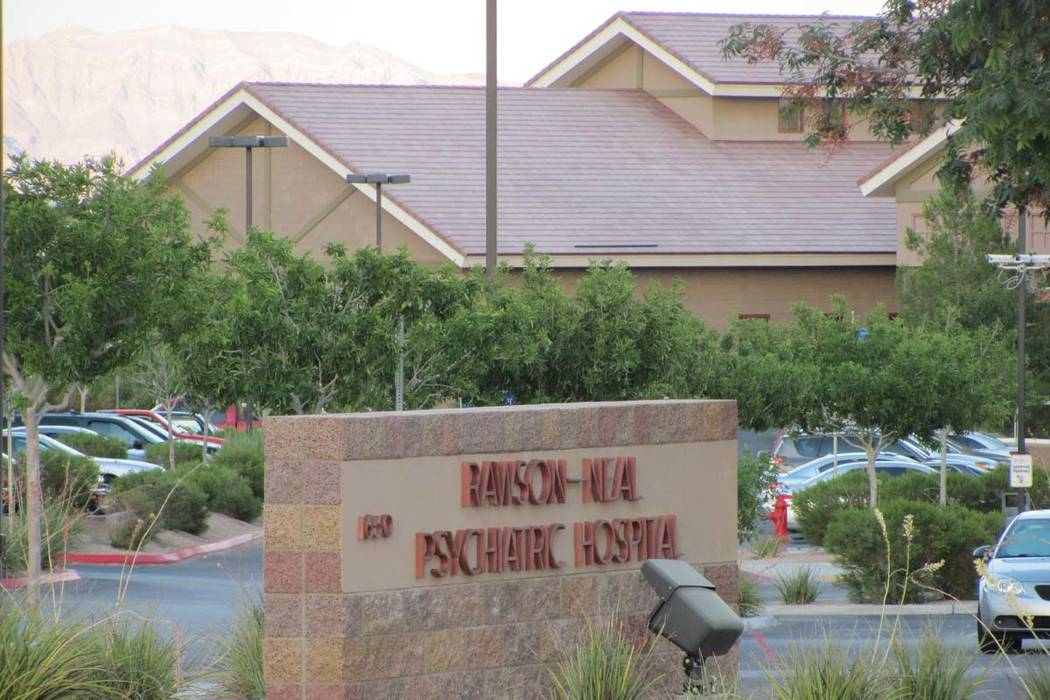 Las Vegas Mental Hospital Loses Nearly Half Of Staff In 10 Years