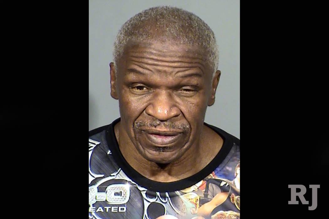 Floyd Mayweather Sr. (Las Vegas Metropolitan Police Department)