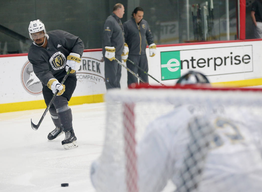 Golden Knights Keep Tabs On College Free Agent Jimmy