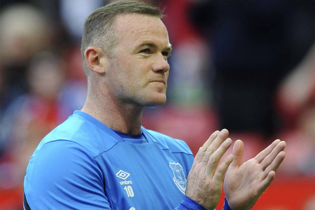 Dc United Lands English Soccer Superstar Wayne Rooney Las Vegas