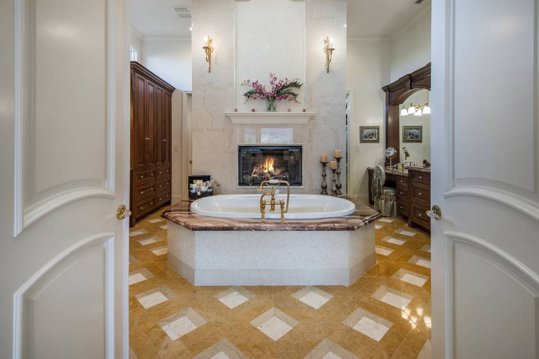 Ivan Sher Group The master bath