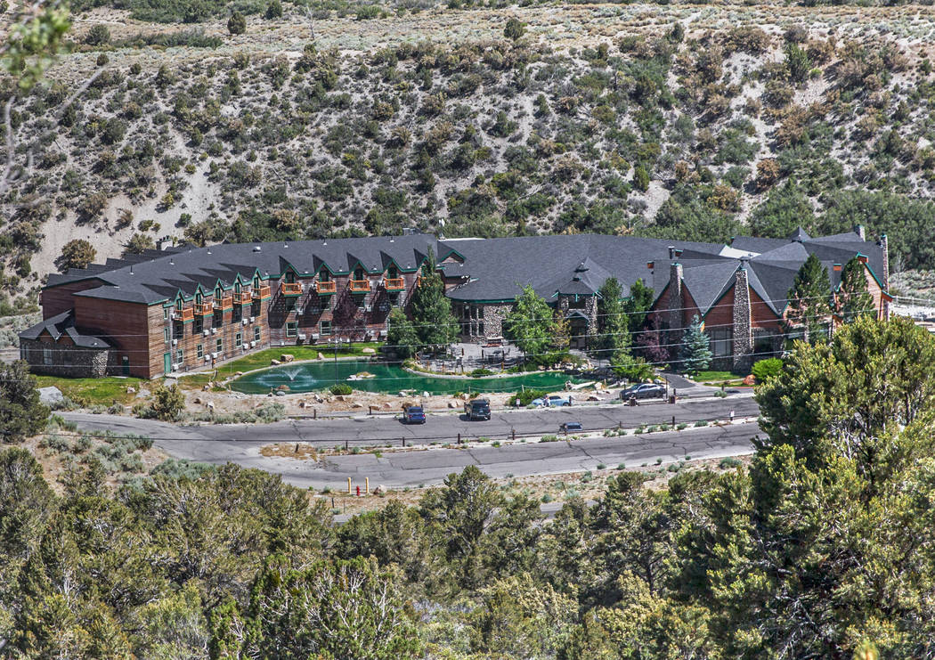 The Resort on Mount Charleston on Friday, June 29, 2018, in Las Vegas. Benjamin Hager Las Vegas Review-Journal @benjaminhphoto