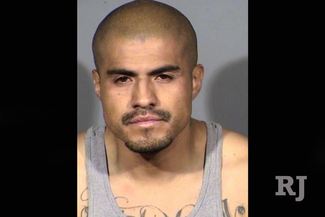 Jessie Murillo. Las Vegas Metropolitan Police Department.