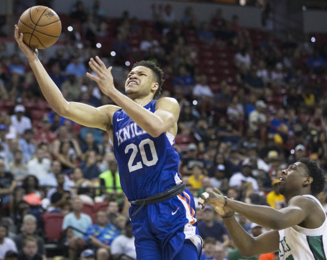 new style b3d8d 7a5ce Thursday's NBA Summer League update | Las Vegas Review-Journal
