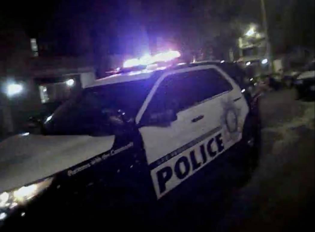 Las Vegas Metropolitan Police body camera footage related to the October 1 shooting at Mandalay Bay. (Las Vegas Metropolitan Police Department)