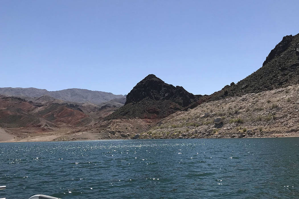 A 17-year-old boy was airlifted to a Las Vegas hospital on Monday after a wakeboarding accident at the Lake Mead National Recreation Area. (Hali Bernstein Saylor/Boulder City Review)