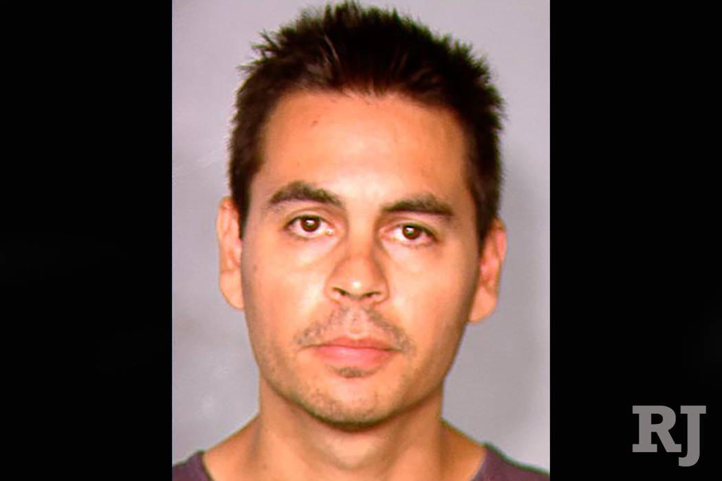 Troy Martinez (Las Vegas Review-Journal File photo)