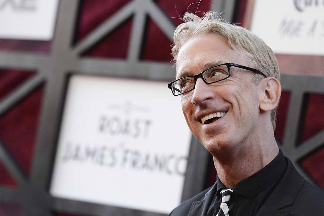 Andy Dick in an Aug. 25, 2013, file photo. (Dan Steinberg/Invision/AP)