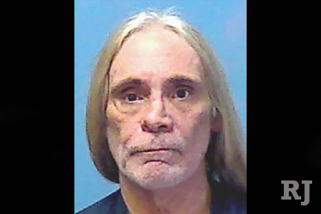 Jerald Townson, 61, died June 27. (Nevada Department of Corrections)