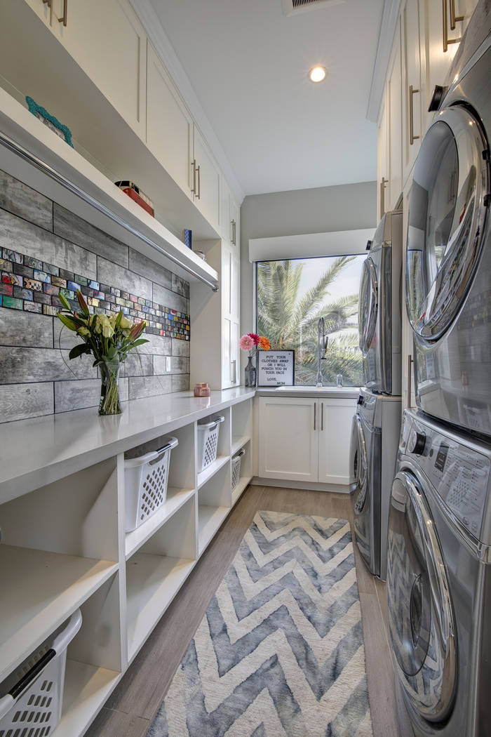 The laundry. (Sotheby's International Realty)