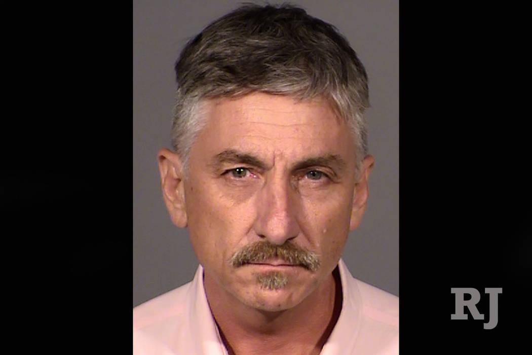 William Gamage, 51 (Las Vegas Metropolitan Police Department)