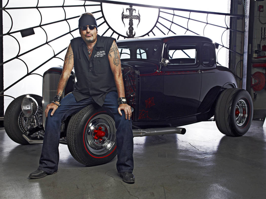 Danny Koker stars in Counting Cars Photo by Smallz & Raskind Copyright 2018
