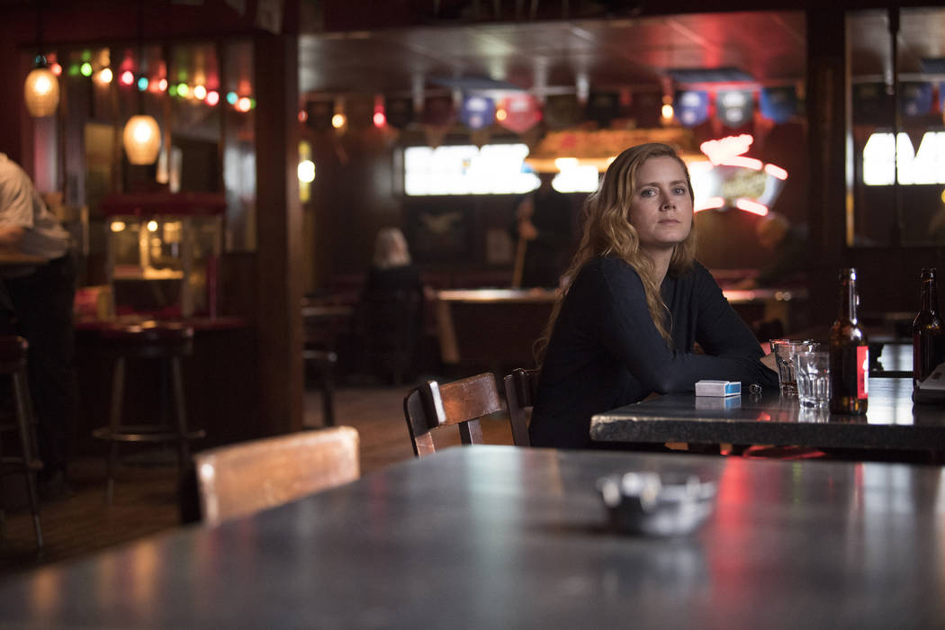 """Amy Adams stars in """"Sharp Objects."""" photo: Anne Marie Fox/HBO"""