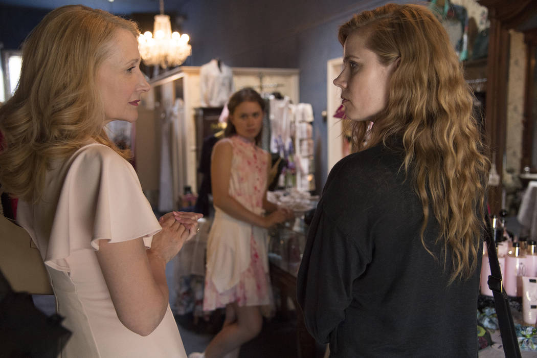 """From left, Patricia Clarkson, Eliza Scanlen and Amy Adams star in """"Sharp Objects."""" photo: Anne Marie Fox/HBO"""
