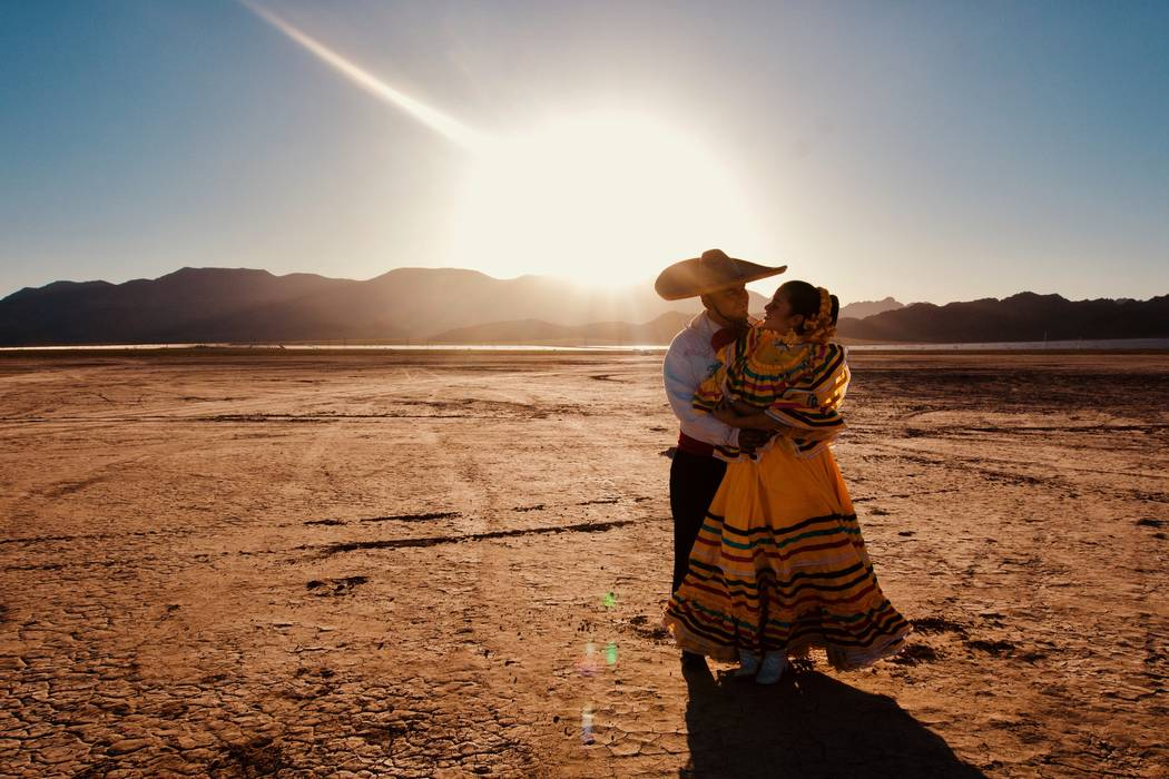 Winchester Cultural Center Grupo Folklorico Libertad de Las Vegas' first anniversary inspires a folklorico festival at Winchester Cultural Center July 21.