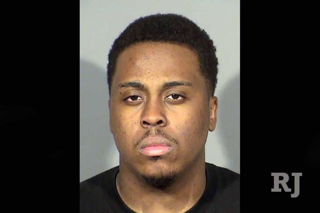 Rayvon Berton (Las Vegas Metropolitan Police Department)
