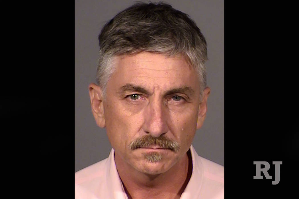 William Gamage, 51 (Las Vegas Metropolitan Police Department)