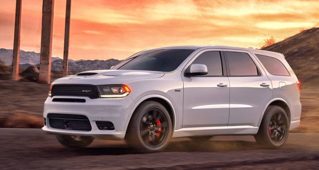 Dodge Durango rated one of best cars to buy this summer ...