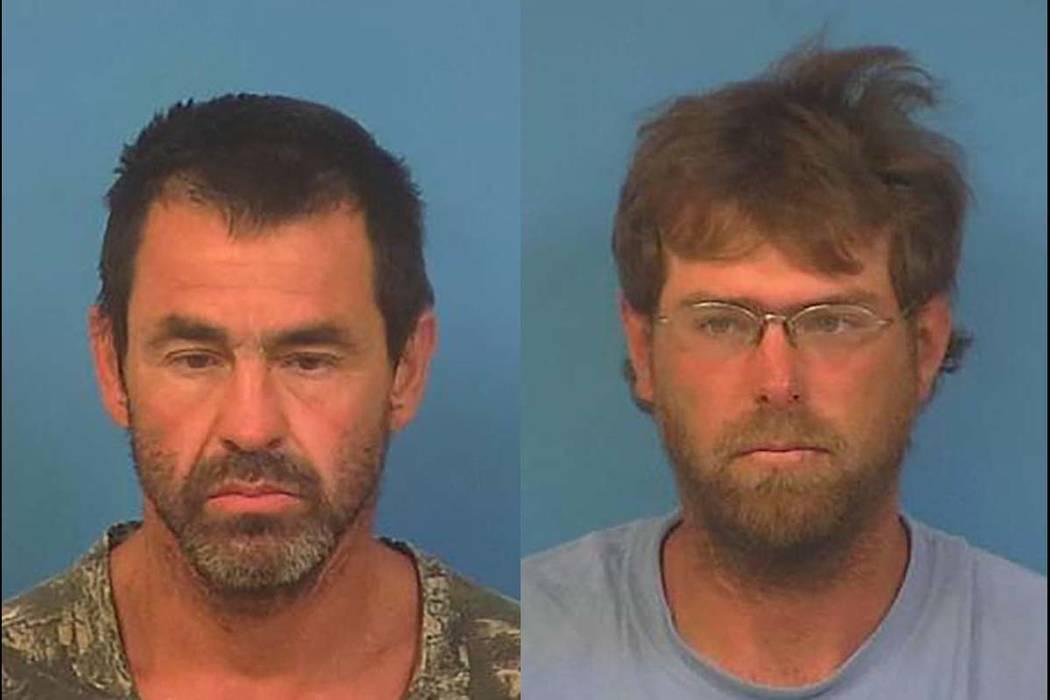 John Wirth, left, and John Wootton (NevadaDepartmentofPublicSafety)