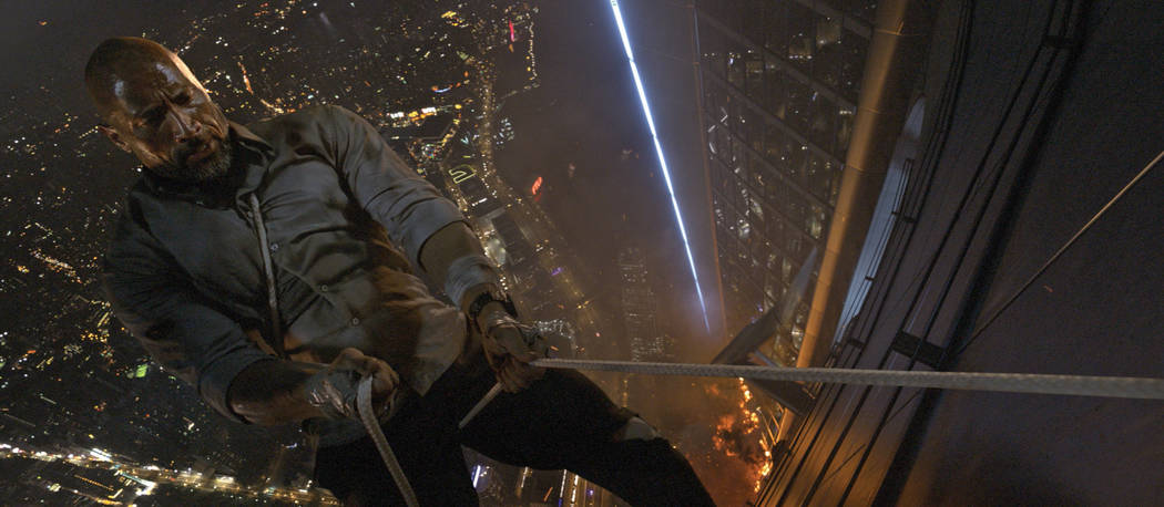 "Global icon DWAYNE JOHNSON leads the cast of Legendary's ""Skyscraper"" as former FBI Hostage Rescue Team leader and U.S. war veteran Will Sawyer, who now assesses security for skyscrapers. On as ..."