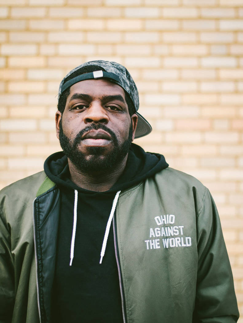 Hanif Abdurraqib (Black Mountain Institute)