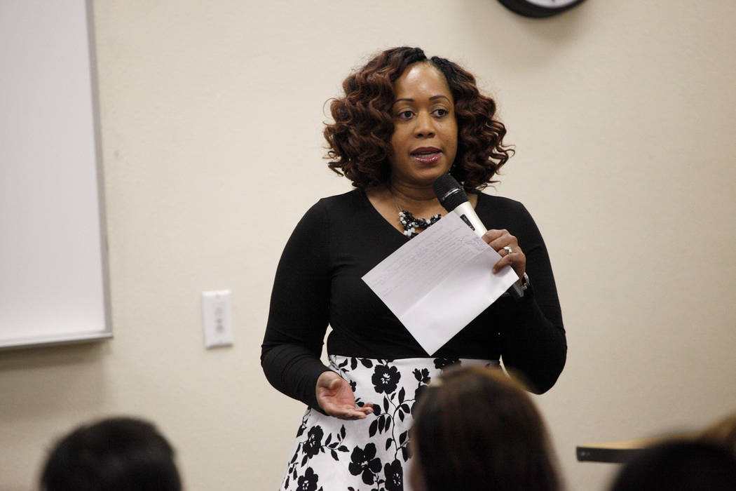Dr. Lisa Morris Hibbler, the director of youth development and social innovation for the city of Las Vegas, talks about how important coding is to teach, how it's vital for the future workforce in ...