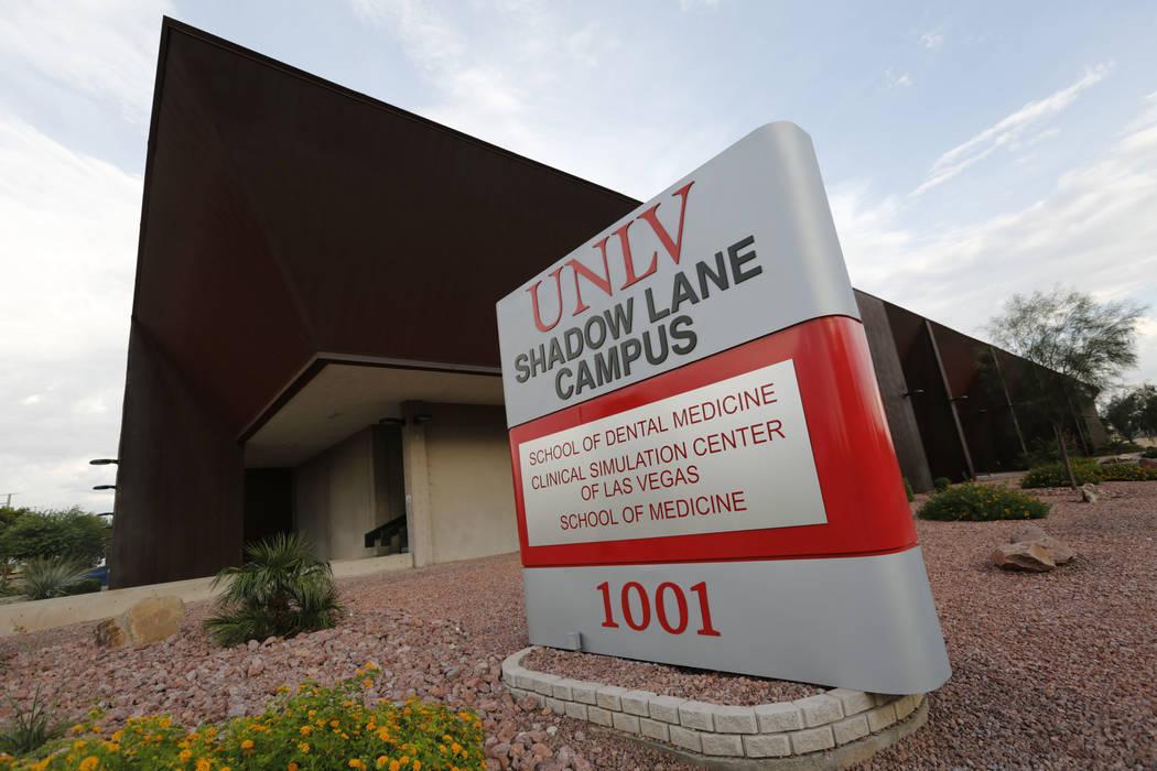 UNLV Shadow Lane Campus is seen in Las Vegas, Saturday, July 14, 2018. Chitose Suzuki Las Vegas Review-Journal @chitosephoto