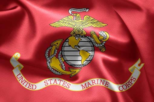 Flag of the United States Marine Corps (Getty)