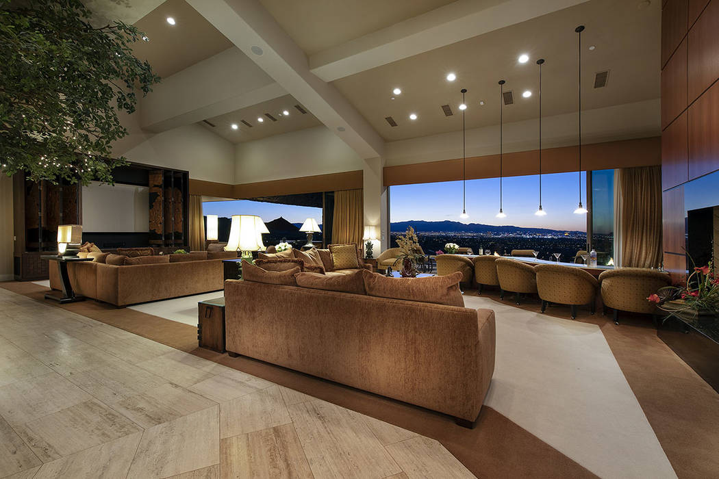 Large pocket doors provide for an indoor-outdoor living lifestyle. (Synergy/Sotheby's International Realty)