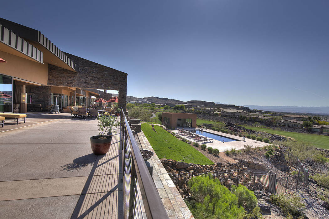 The home sits on 2.4 acres. (Synergy/Sotheby's International Realty)