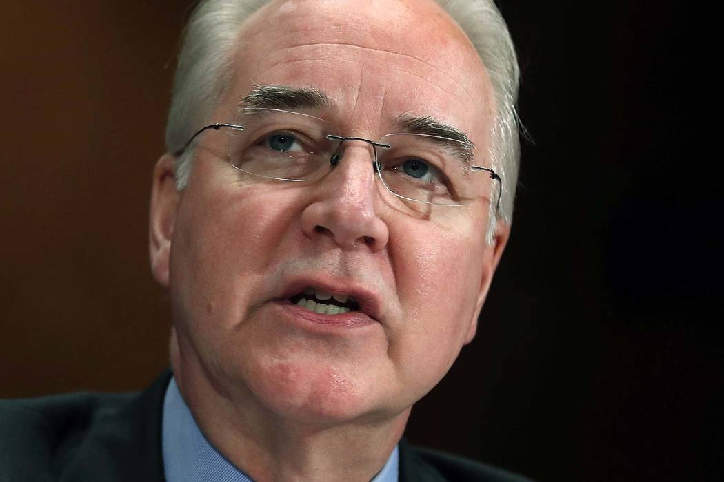 The government wasted at least $341,000 on travel by ousted Health and Human Services Secretary Tom Price, including booking charter flights without considering cheaper scheduled airlines, an agen ...