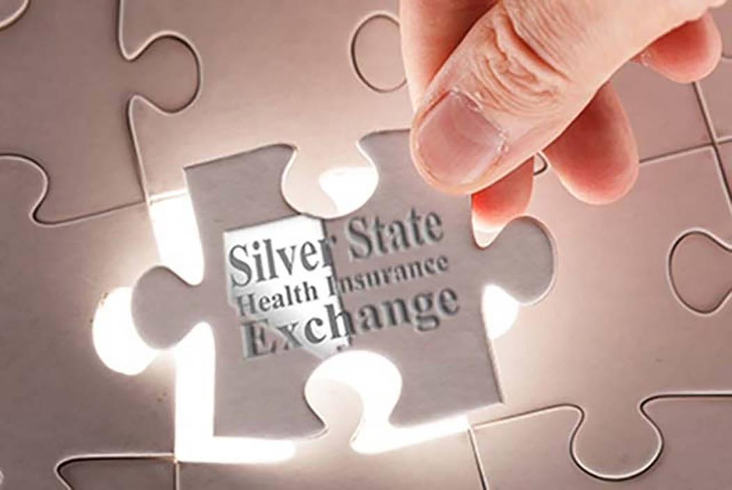 Silver State Health Insurance Exchange (Las Vegas Review-Journal)