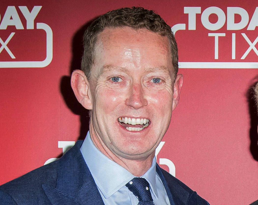 Gregory Barker arrives at the TodayTix Launch Party in London on June 4, 2015. A U.S. lobbying firm, Mercury LLC, sought to recruit the ambassadors of France, Germany and other countries to demons ...