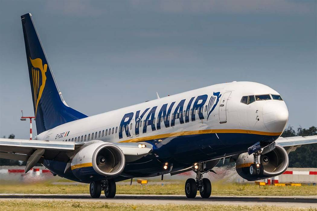 Ryanair is an Irish low-cost airline. (Getty)