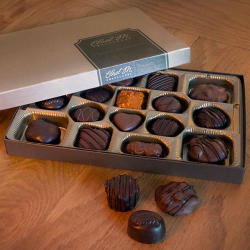 Ethel M Chocolate.