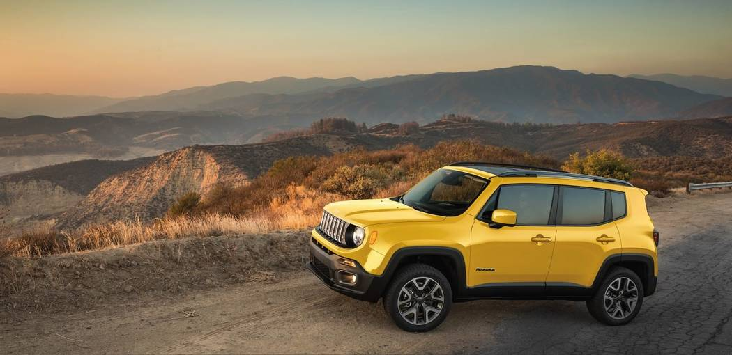 Get ready to turn heads this summer with the 2018 Jeep Renegade. www.carsowned.com