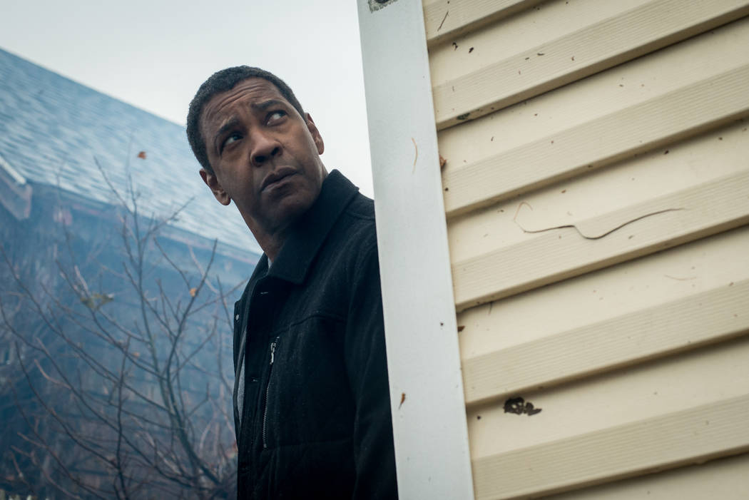 """Denzel Washington returns this weekend as Robert McCall in """"The Equalizer 2,"""" the first sequel of Washington's storied career. (Glen Wilson/Columbia Pictures)"""