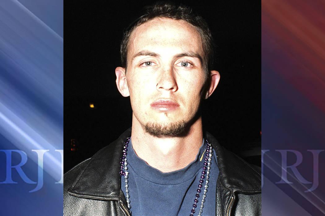 Daniel Selovich (Las Vegas Metropolitan Police Department)