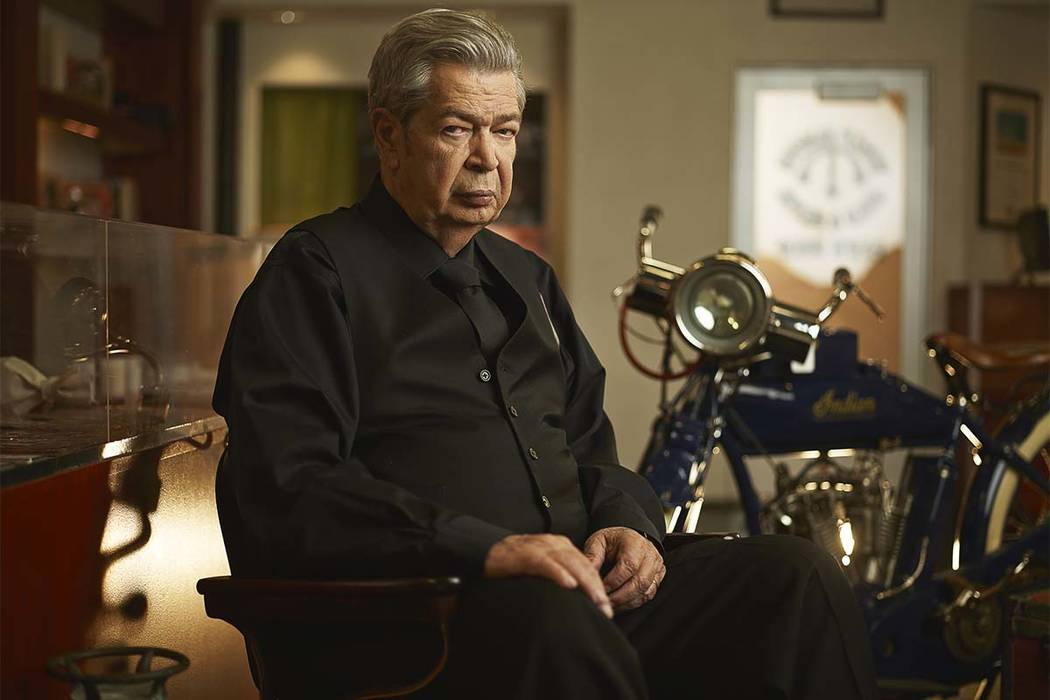 "Richard Harrison of ""Pawn Stars"" in 2017. (Joey L./History Channel)"