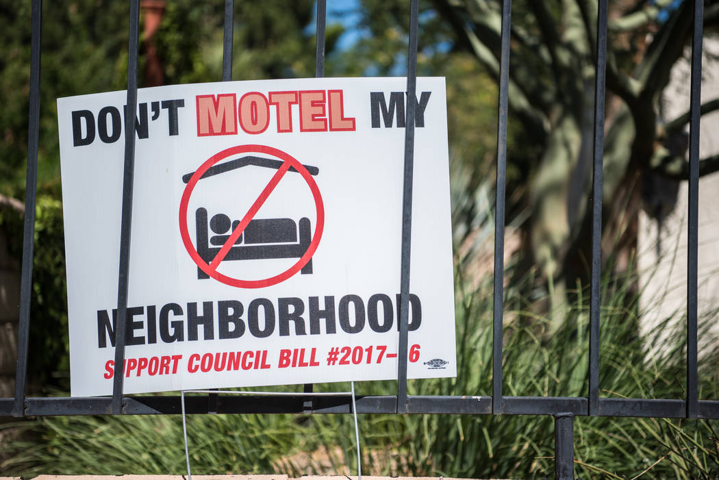 Illegal short-term rentals in Las Vegas drop since ...