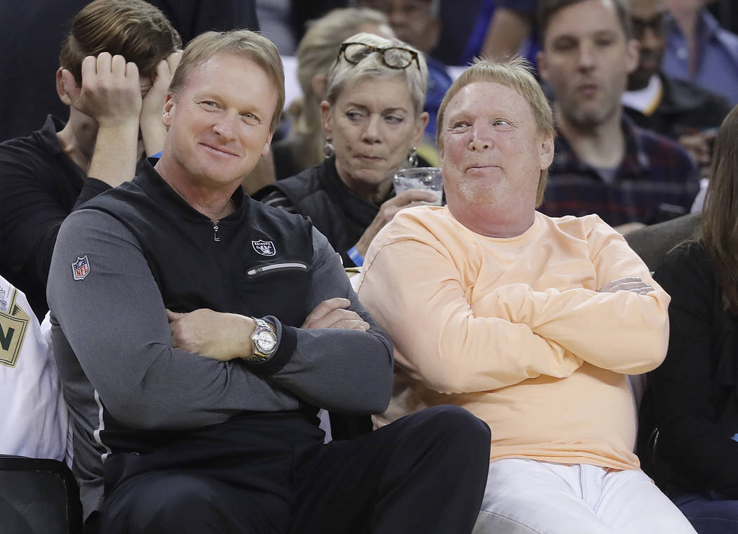 Raiders No  34 on Forbes' most valuable sports teams list