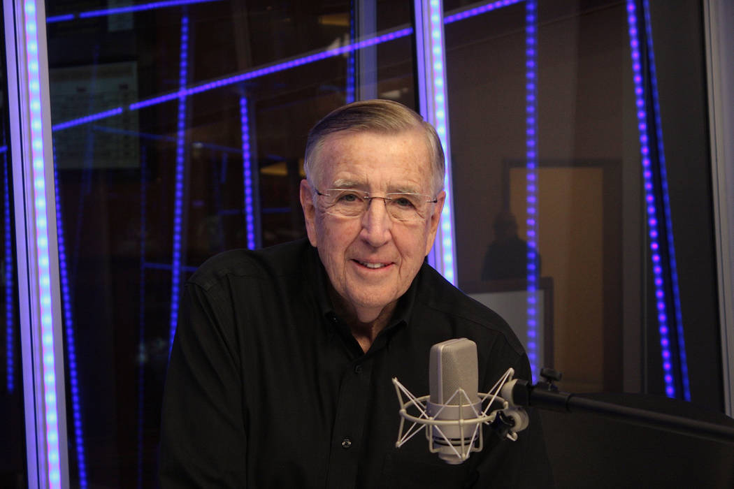 Brent Musburger. (Vegas Stats and Information Network)