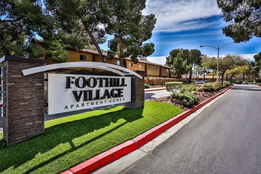 California Investors Buy Las Vegas Apartment Complex For 50m Las