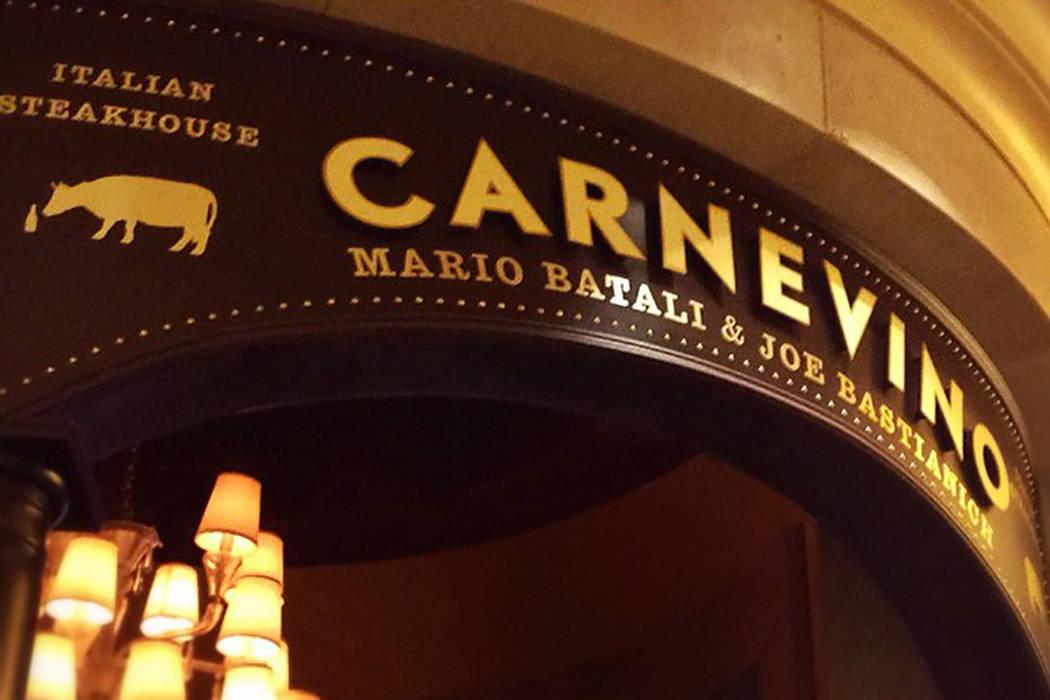3 Las Vegas Mario Batali Restaurants Closing Sooner Than Expected Review Journal