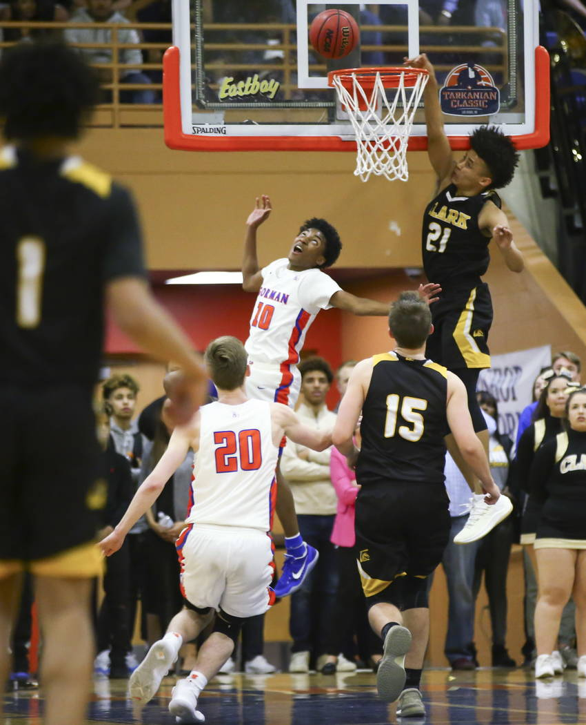 Las Vegas Prepping For Basketball's Last Live Recruiting