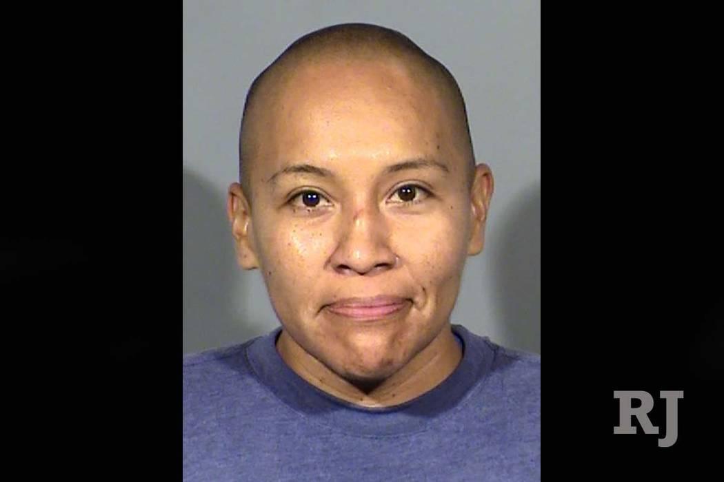Christina Deswook (Las Vegas Metropolitan Police Department)