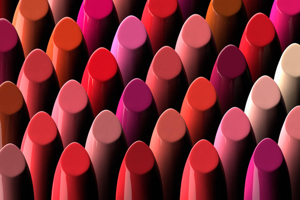 Assortment of lipstick. (Getty Images)