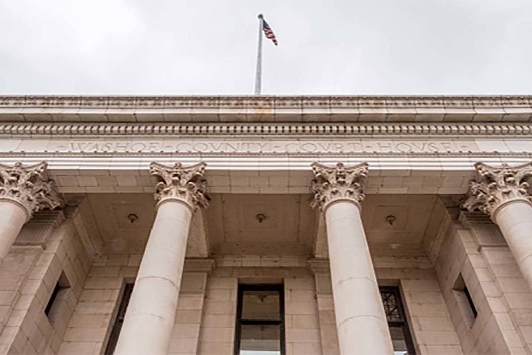 Washoe County Courthouse (Getty)