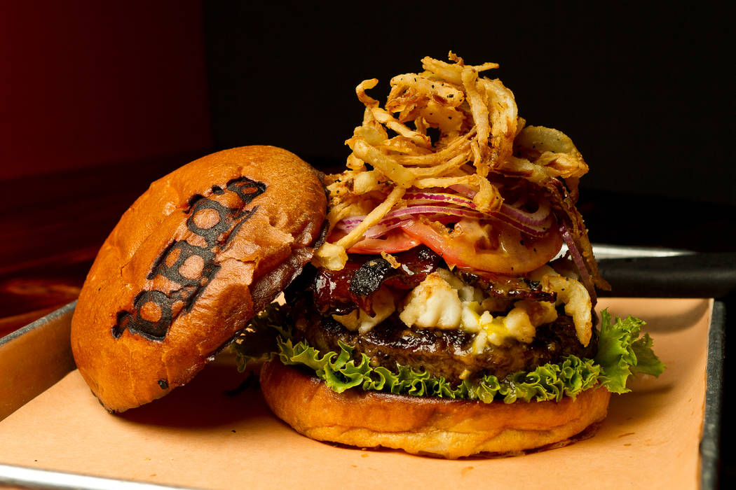 bBd's will be a celebration of meat, beer, heavy metal and other music, and darkly provocative art. Erik Verduzco Las Vegas Review-Journal @Erik_Verduzco