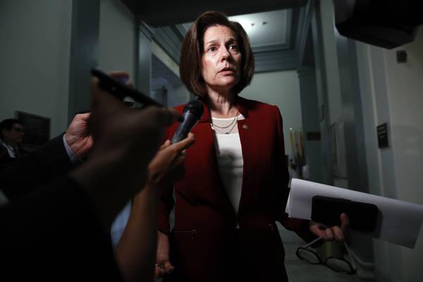 Sen. Catherine Cortez Masto, D-Nev. (AP Photo/Jacquelyn Martin)